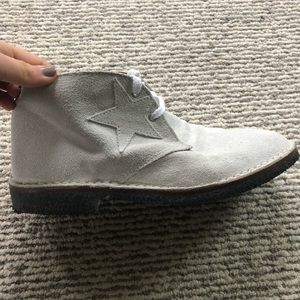 Golden Goose Deluxe Desert Boot